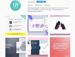 top design instagram accounts 10 instagram accounts for ui ux design inspiration 1stwebdesigner