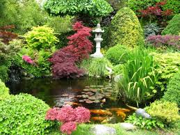 choosing the japanese garden ornaments margarite gardens