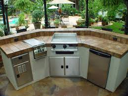 Bbq Outdoor Kitchen Islands Defiantly Putting That Little Hibachi Grill In Our Countertop In