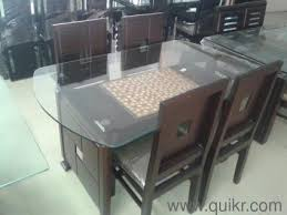 Quikr User Profile - Glass top dining table hyderabad