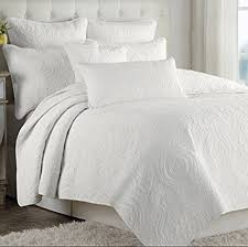 Vintage Comforter Sets Buy Brandream White Western Style Quilted Bedding Set Queen Size