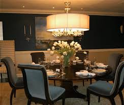 Circular Dining Room Tables - the most elegant round dining table decor ideas popular of round
