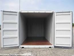 construction storage containers for rent 20ft iso high cube container arizona storage rentals