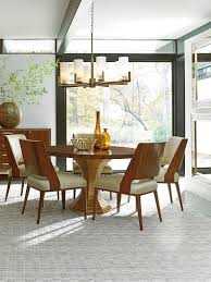 take five regency round dining table lexington home brands