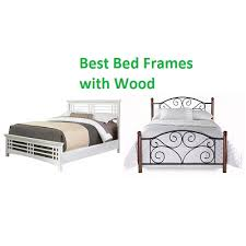 Frames Bed Top 10 Best Bed Frames With Wood In 2018 Complete Guide