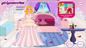 video 21 game barbie wedding room decoration youtube