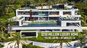 250 million luxury residence u2013 924 bel air rd los angeles ca