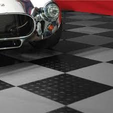 motofloor modular garage flooring tiles 48 square per box 1