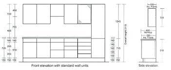 Kitchen Cabinet Standard Height Amazing Kitchen Cabinet Height Standard Kitchen Cabinets