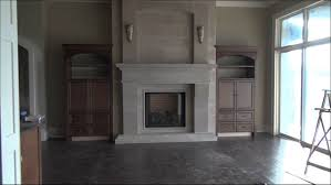 build electric fireplace interiors magnificent how to stone a fireplace how to build an