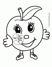 apple drawing for kids drawing of an apple picture clipart best