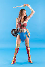 Wonder Woman Costume Grab Your Gang And Diy This Epic Wonder Woman Costume For
