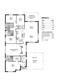 Fairmont Homes Floor Plans | fairmont homes floor plans adelaide home plan