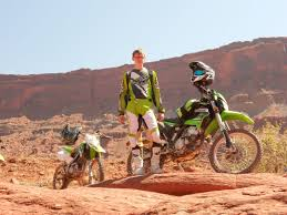 motocross biking dirt biking in moab ut march 2014 youtube