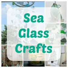 Garden Crafts To Make - fun crafts to make with sea glass u2013 home and garden