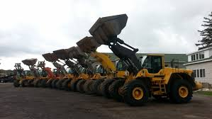 used construction equipment hes equipment
