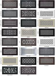 Decorative Register Covers