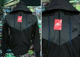 Jual Jaket Nike Parasut jual jaket nike parasut abu tua hitam di lapak rdstore05 rdstore05