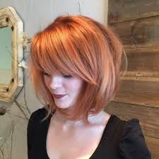 graduated bobs for long fat face thick hairgirls 60 messy bob hairstyles for your trendy casual looks bangs bobs