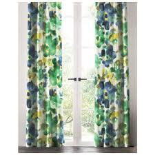 Retro Floral Curtains Retro Floral Curtains Wayfair