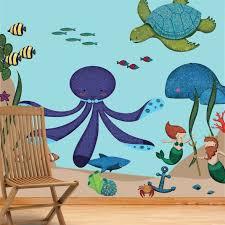 dessin chambre enfant chambre enfant idee dessin mur chambre enfant décoration