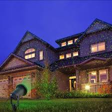 House Christmas Light Projector by House Lights For Christmas Christmas Lights Decoration