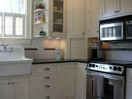 Kitchen Cabinets Raleigh Nc Country Kitchen With Nickel Cabinet Hardware U0026 Farmhouse Sink In