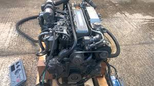 yanmar 4lha stp 240hp 4 cylinder marine diesel engine youtube