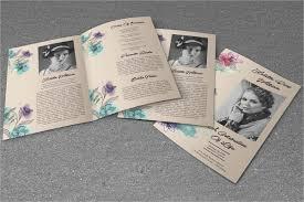 funeral memorial programs 20 memorial program templates free psd ai eps format