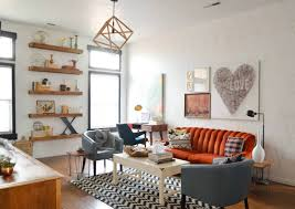 home office living room combination design decor fancy in home