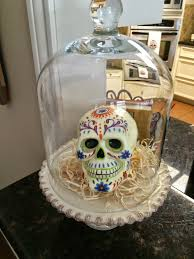 skull decor day of the dead decor it s the new