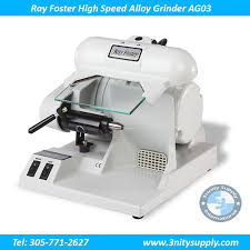 high speed alloy grinder ag03 dental lab made in usa by ray