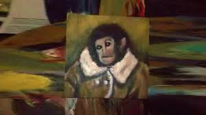 Ikea Paintings by Ikea Monkey Meets Botched Jesus Animal