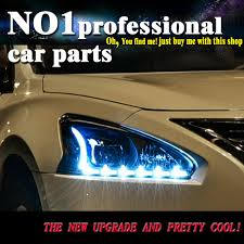 nissan 350z bi xenon headlights compare prices on nissan teana headlight online shopping buy low