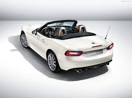 fiat cars fiat 124 spider 2017 automotive pinterest fiat cars and