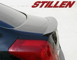nissan altima coupe with spoiler altima sedan stillen garage