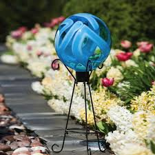 Garden Gazing Globes Amazon Com Gifted Living Earth Globe Glass Gazing Ball Outdoor