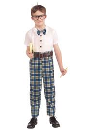 kid grease halloween costumes child class nerd costume subcultuur pinterest nerd costumes