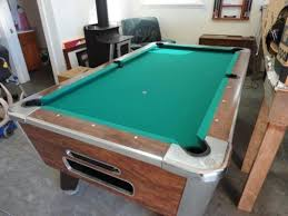 Bumper Pool Tables For Sale Valley Pool Table Ebay