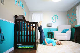 Two Twin Beds In Small Bedroom Nursery Ideas For Twins Gender Neutral Two Full Beds In One Room
