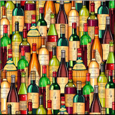 tile murals for kitchen backsplash tile mural stacked wine bottles kitchen backsplash ideas