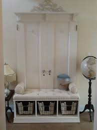 my cottage charm mudroom coat rack bench