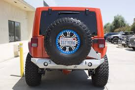 jeep back lights ultra series ii rear bumper with tire carrier
