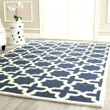 navy white area rug and chevron rugs wonderful appealing blue easy