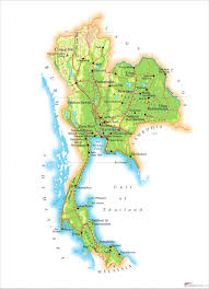 World Map Thailand by What Is The Best Time Of Year To Visit Thailand World Inhabit