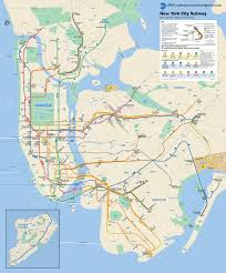 Map Of Manhattan New York City by Here U0027s What The Nyc Subway Map Looks Like To A Disabled Person