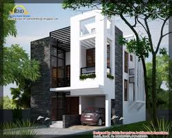 contemporary modern home design kerala home design and house plans