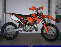 06 ktm 125 sx u2013 idee per l u0027immagine del motociclo