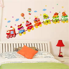 stickers chambre d enfant stickers muraux pour les chambres d enfants gros bébé dessin animé