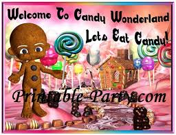 candyland party supplies printable candyland party supplies candy themed